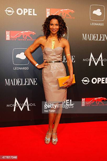 Annabelle Mandeng attends the New Faces Award Film 2015 at ewerk on June 18 2015 in Berlin Germany