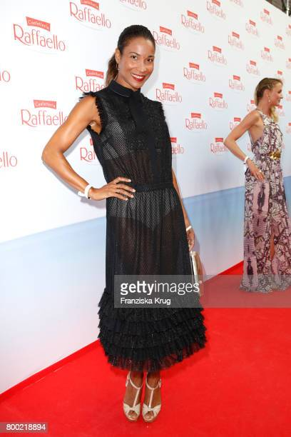 Annabelle Mandeng attends the Raffaello Summer Day 2017 to celebrate the 27th anniversary of Raffaello on June 23 2017 in Berlin Germany
