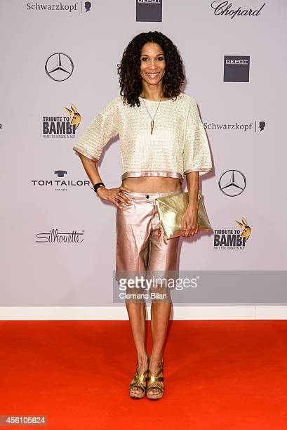 Annabelle Mandeng attends the Tribute To Bambi 2014 at Station on September 25 2014 in Berlin Germany