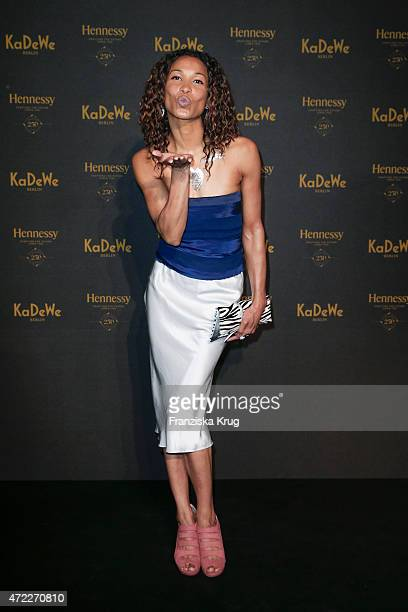 Annabelle Mandeng during the Hennessy 250th anniversary celebrations on May 05 2015 in Berlin Germany