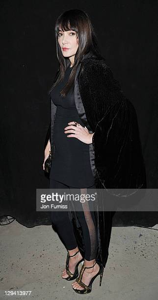 Annabelle Neilson attends the launch of Stephen Webster's jewellery collections 'The 7 Deadly Sins' and 'No Regrets' at Old Vic Tunnels on December 8...