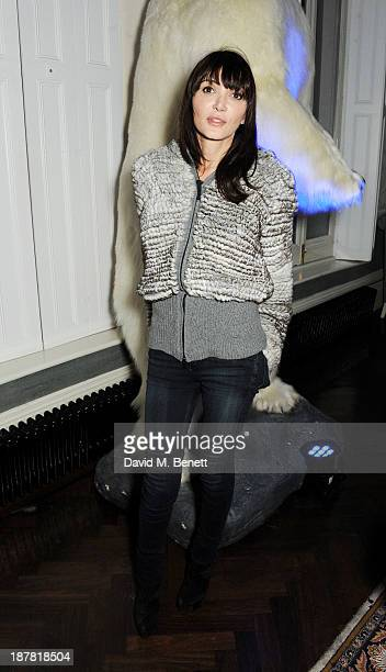 Annabelle Neilson attends #VauxhallPresents Made in England by Katy England screening hosted by Vauxhall Motors at The King's Head Private Members...