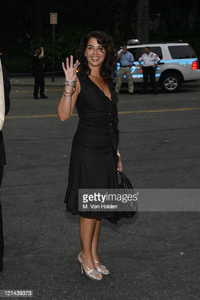 Annabelle Sciorra during The Fresh Air Fund Annual Spring Gala at Tavern on the Green in New York NY United States