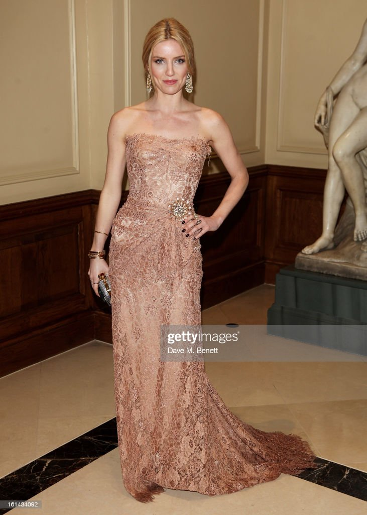 Annabelle Wallis arrives at the after party following the EE British Academy Film Awards at Grosvenor House on February 10, 2013 in London, England.
