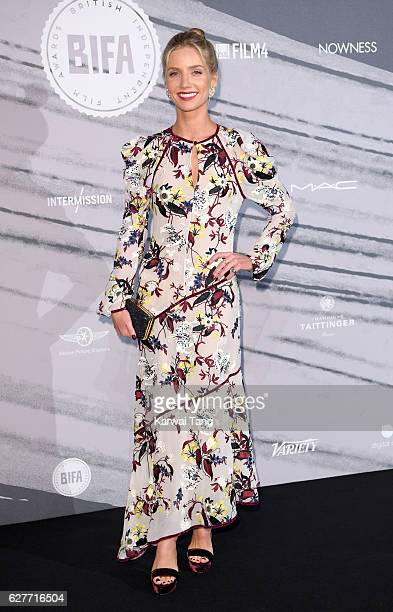 Annabelle Wallis attends at The British Independent Film Awards at Old Billingsgate Market on December 4 2016 in London England