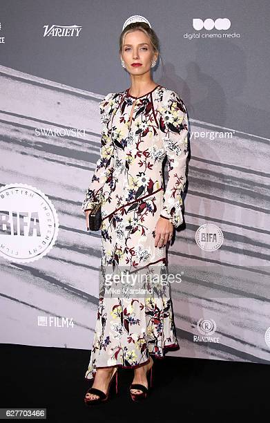 Annabelle Wallis attends at The British Independent Film Awards Old Billingsgate Market on December 4 2016 in London England