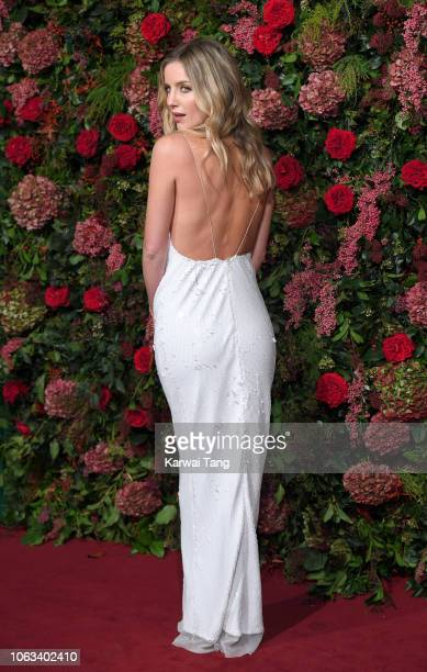 Annabelle Wallis attends the Evening Standard Theatre Awards 2018 at Theatre Royal Drury Lane on November 18 2018 in London England