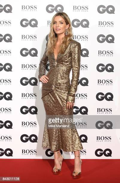 Annabelle Wallis attends the GQ Men Of The Year Awards at Tate Modern on September 5 2017 in London England