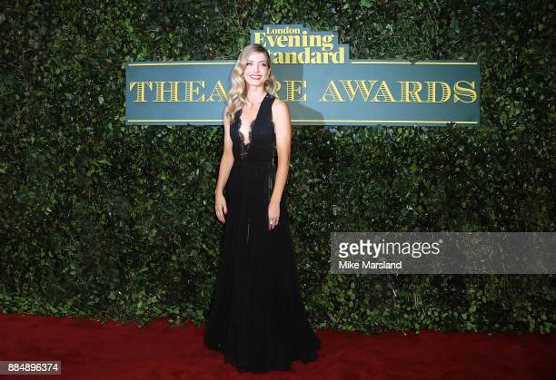 Annabelle Wallis attends the London Evening Standard Theatre Awards at Theatre Royal on December 3 2017 in London England