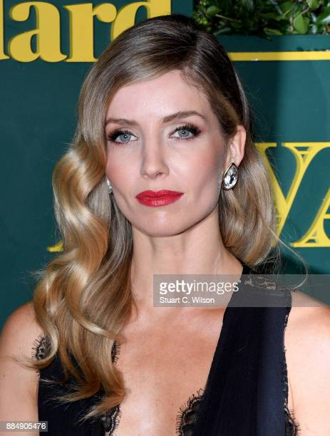 Annabelle Wallis attends the London Evening Standard Theatre Awards at the Theatre Royal on December 3 2017 in London England
