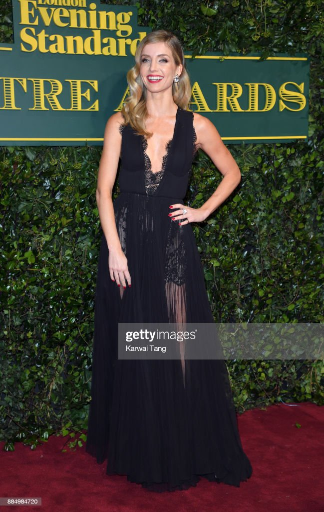Annabelle Wallis attends the London Evening Standard Theatre Awards at Theatre Royal on December 3, 2017 in London, England.