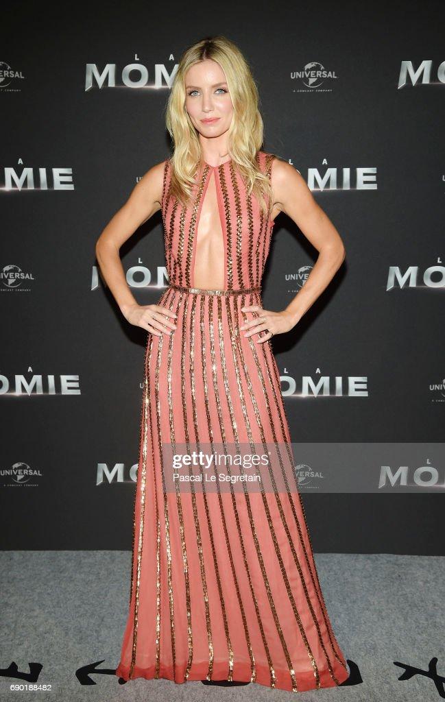 """""""The Mummy - La Momie"""" Paris Premiere At Le Grand Rex"""