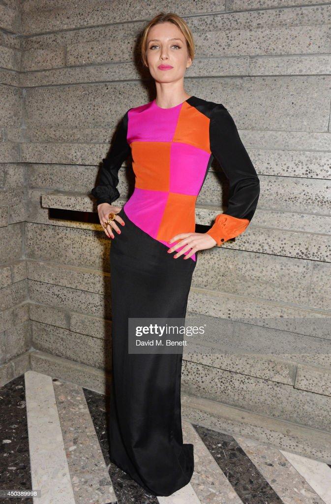 Annabelle Wallis attends the opening of Roksanda on Mount Street on June 10, 2014 in London, England.