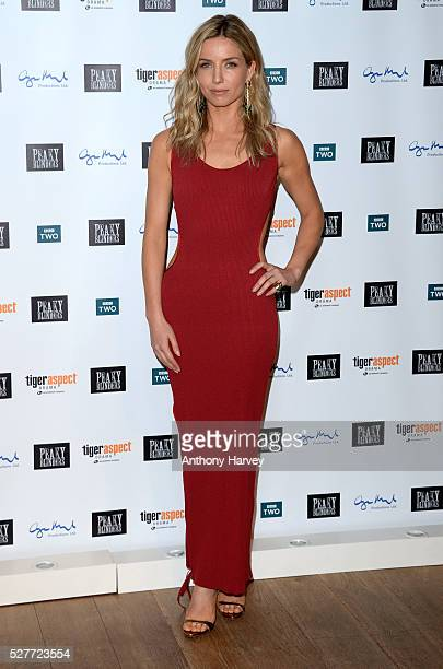 Annabelle Wallis attends the Premiere of BBC Two's drama 'Peaky Blinders' episode one series three at BFI Southbank on May 3 2016 in London England