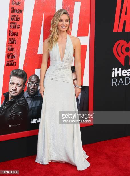 Annabelle Wallis attends the premiere of Warner Bros Pictures and New Line Cinema's 'Tag' on June 07 2018 in Los Angeles California