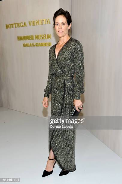 Annabeth Gish at the Hammer Museum 15th Annual Gala in the Garden with Generous Support from Bottega Veneta on October 14 2017 in Los Angeles...