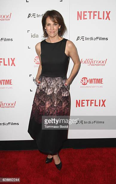 Annabeth Gish attends the 32nd Annual IDA Documentary Awards at Paramount Studios on December 9 2016 in Hollywood California
