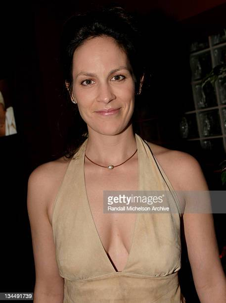 Annabeth Gish during 2004 SXSW Festival Knots Premiere at Firehouse Lounge in Austin Texas United States