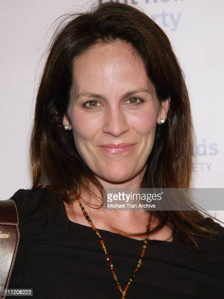 Annabeth Gish during The Lint Roller Party Best Friends Animal Society's Annual Fundraiser Benefiting Homeless Pets in Los Angeles at Smashbox...