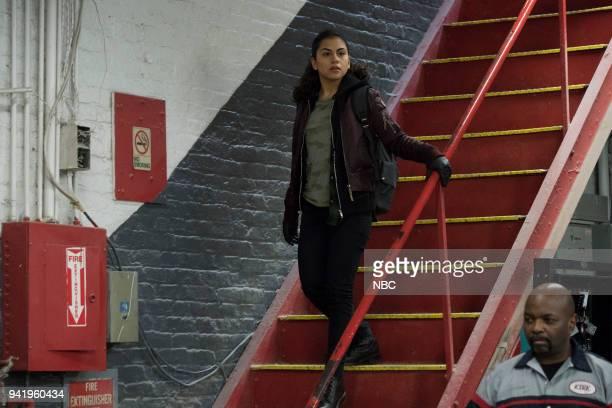 THE BLACKLIST AnnaGracia Duerte Episode 517 Pictured Jearnest Corchado as AnnaGarcia Duerte