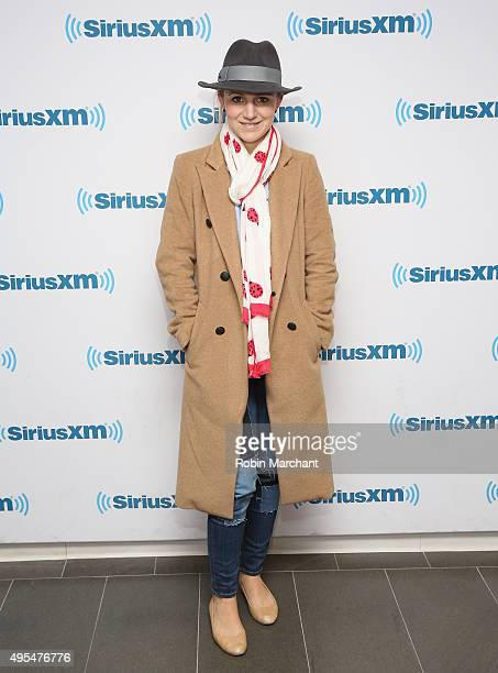 Annaleigh Ashford visits at SiriusXM Studios on November 3 2015 in New York City