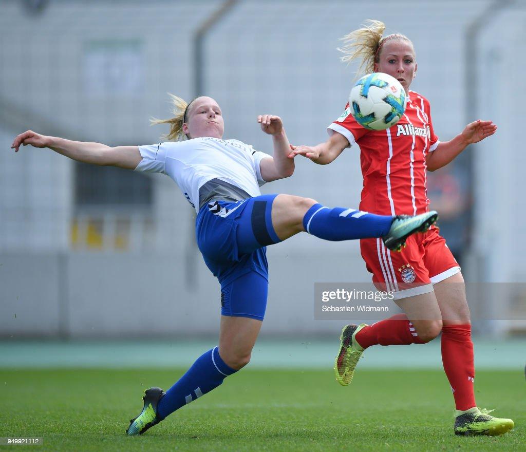 FC Bayern Muenchen Women's v USV Jena Women's - Allianz Frauen Bundesliga