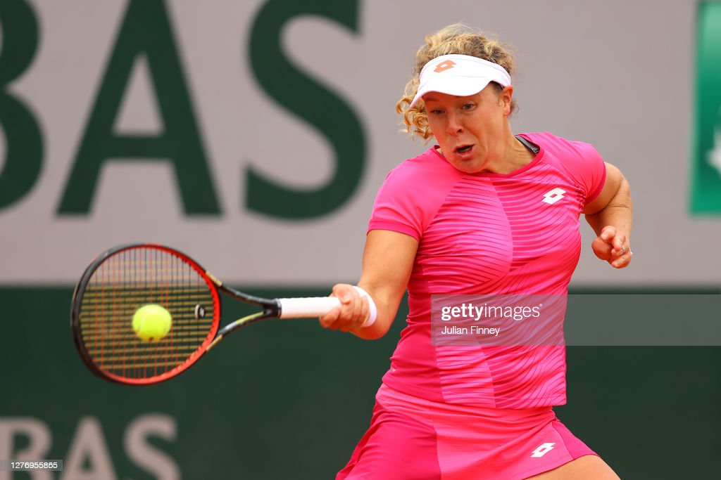 2020 French Open - Day One : News Photo
