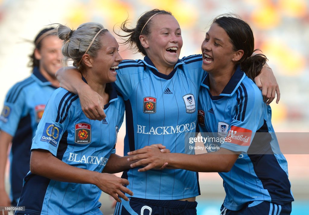 W-League Semi-Final - Brisbane v Sydney