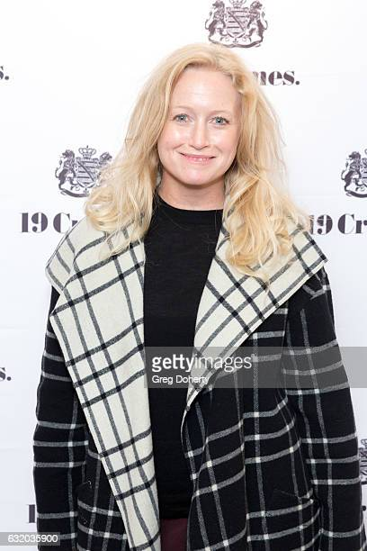 Annaliese Phillips arrives at the Australians In Film and 19 Crimes Wine celebrates Australians selected for the Sundance Film Festival at Raleigh...