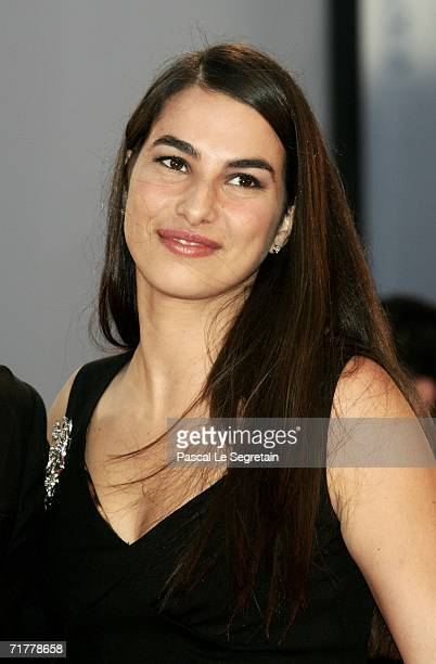 Annalisa Cuaron attends the premiere of the film 'Children Of Men' during the fifth day of the 63rd Venice Film Festival on September 3 2006 in...