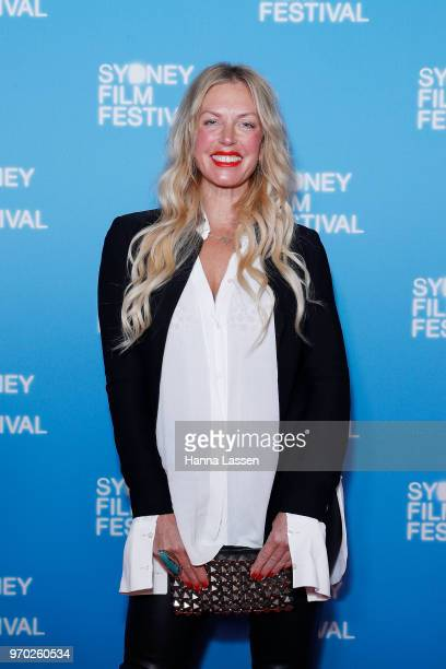 Annalise Braakensiek arrives ahead of a screening of The Second as part of the Sydney Film Festival 2018 at Event Cinemas George Street on June 9...