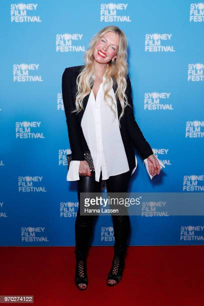 Annalise Braakensiek arrives ahead of a screening of The Second as part of the Sydney Film Festival 2018 at Event Cinemas George Street on June 9...