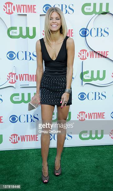 AnnaLynne McCord arrives at the CBS The CW Showtime Summer Press Tour Party held at The Tent on July 28 2010 in Beverly Hills California