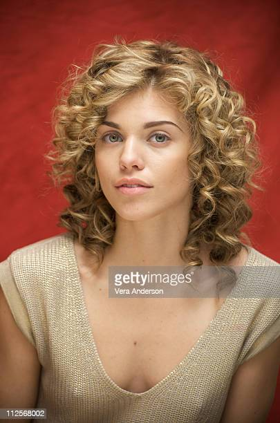 AnnaLynne McCord at the 90210 press conference at the Four Seasons Hotel on March 26 2009 in Beverly Hills California