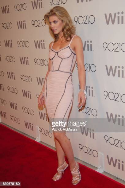 AnnaLynne McCord attends 90210 SEASON WRAP PARTY at Coco de Ville on March 21 2009 in West Hollywood California