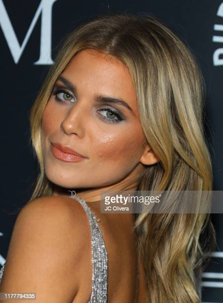 AnnaLynne McCord attends MAXIM celebrates official release of their Sept/Oct issue hosted by cover model Vita Sidorkina at Nightingale on September...
