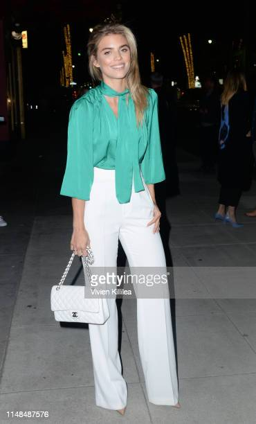 """AnnaLynne McCord attends """"Mine 9"""" Los Angeles Screening at Ahrya Fine Arts Theater on June 7, 2019 in Beverly Hills, California."""