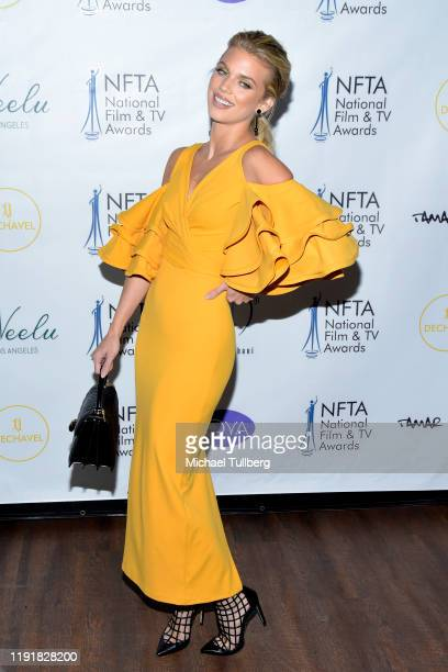AnnaLynne McCord attends the 2nd annual National Film and TV Awards at Globe Theatre on December 03 2019 in Los Angeles California