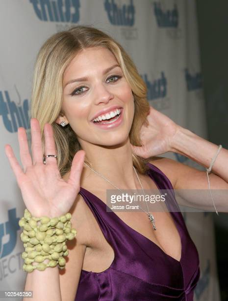 AnnaLynne McCord attends The Inaugural Thirst Gala held at Casa Del Mar on June 29 2010 in Santa Monica California