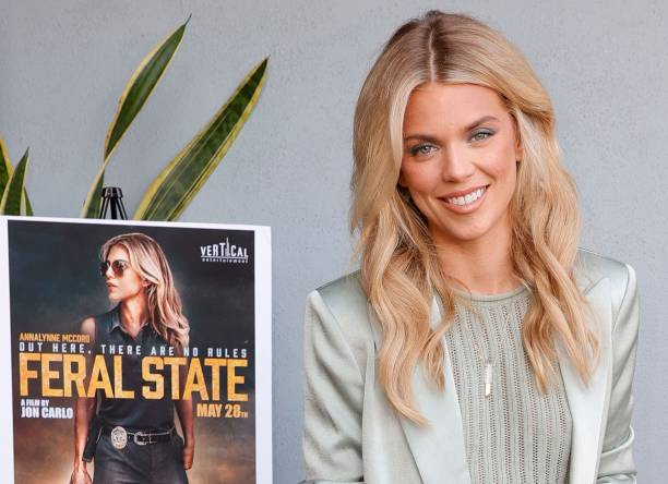 """CA: Los Angeles Premiere Of """"Feral State"""" - Arrivals"""