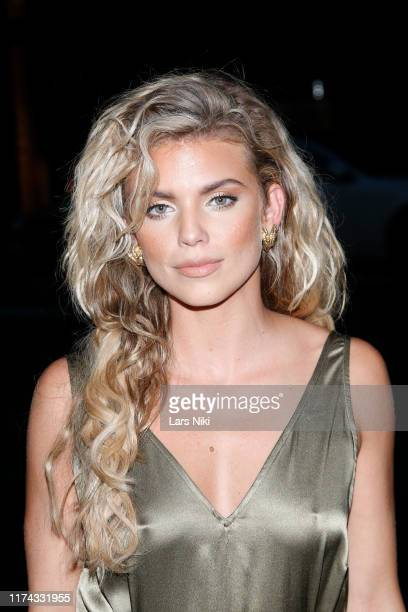 AnnaLynne McCord attends Tiffany Panhilason's NYFW Fundraising Event For Mentari on September 12 2019 in New York City
