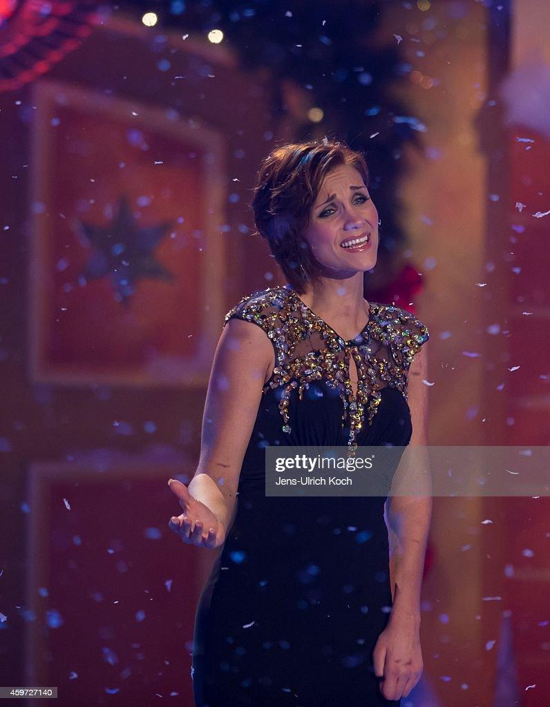 TV-Show 'Das Adventsfest der 100.000 Lichter'