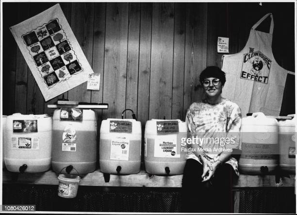 AnnaMarie Penna consumer in the Cleanhouse effect November 13 1991
