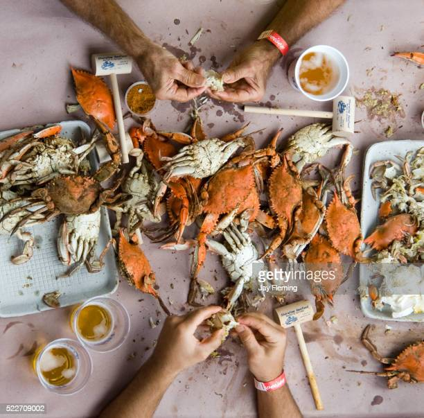 Annapolis, Maryland Crab Feast