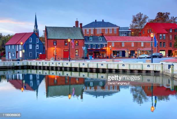 annapolis, maryland - chesapeake bay stock pictures, royalty-free photos & images