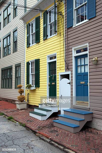 annapolis street - bo zaunders stock pictures, royalty-free photos & images