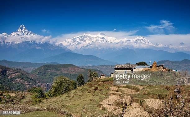 Annapurna Himayan Range, Annapurna Circuit