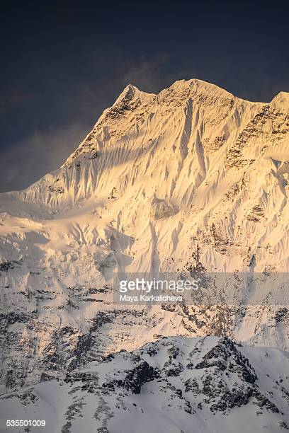 Annapurna range, Himalayas, Nepal