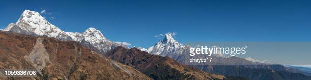 Annapurna South - Hiunchuli - Machapuchare