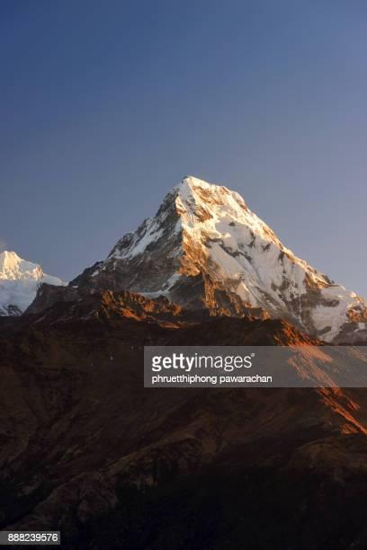 Annapurna south peak.